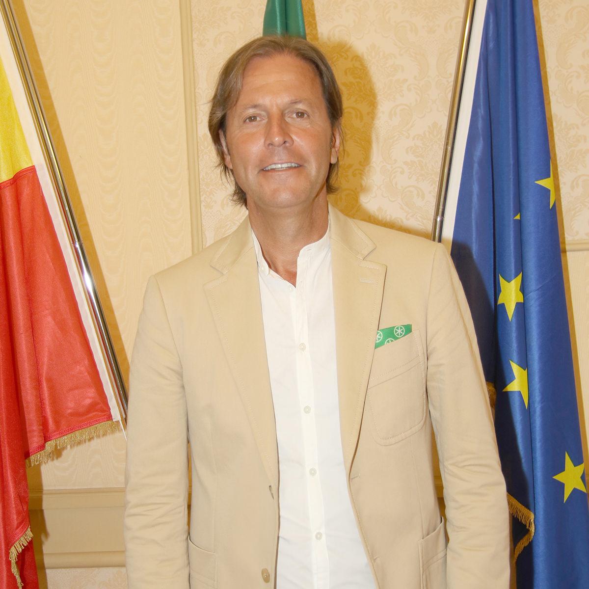 Giuseppe Cognigni Assessore Sicurezza e Cura Urbana