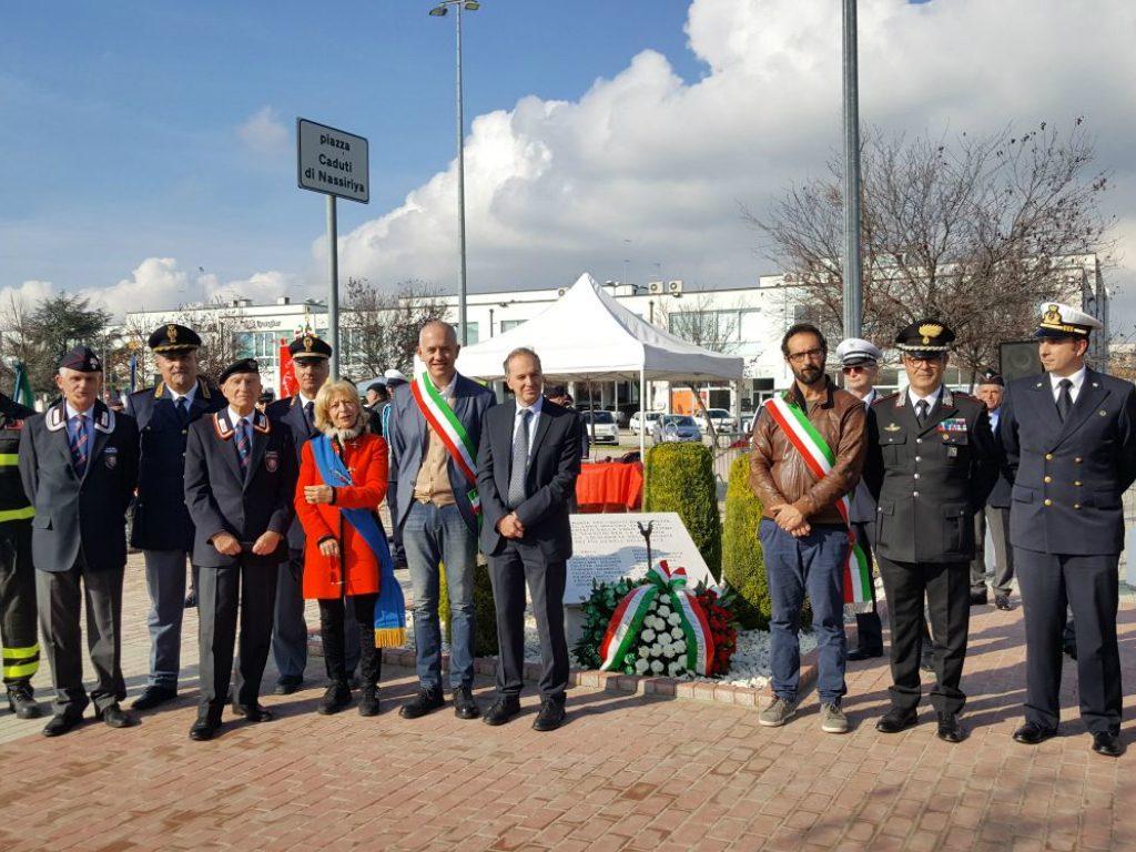 Commemorazione caduti di Nassiriya