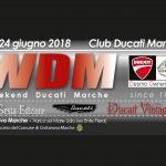 Ducati - Week end 23-24 giugno