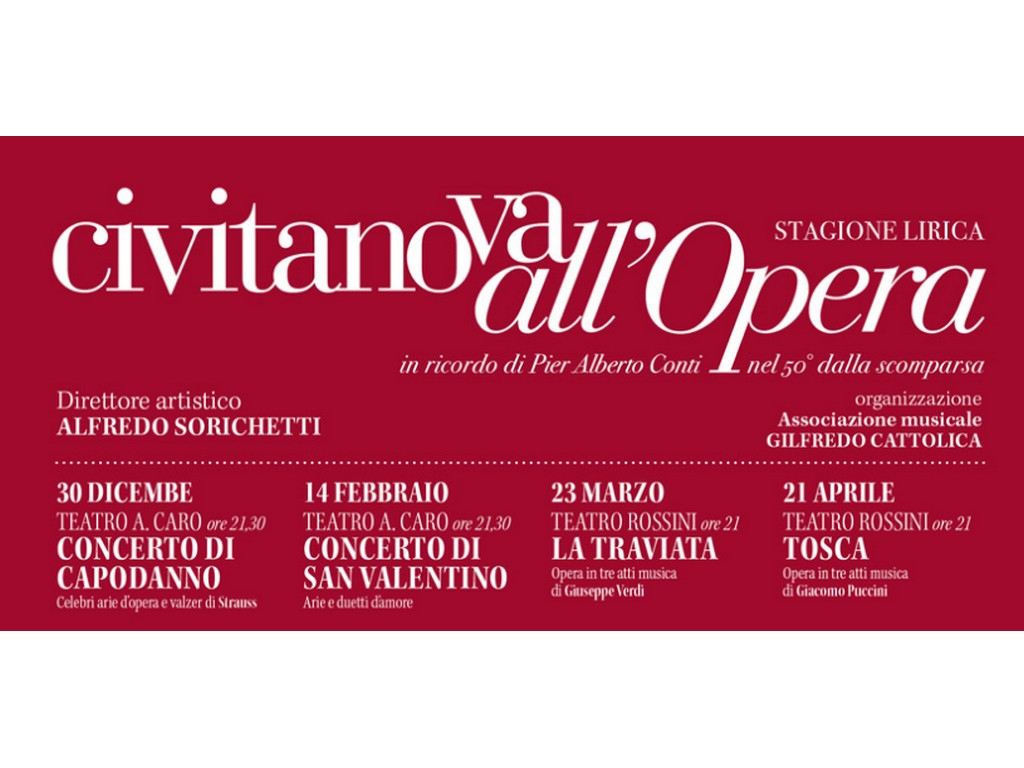 Civitanova All'Opera