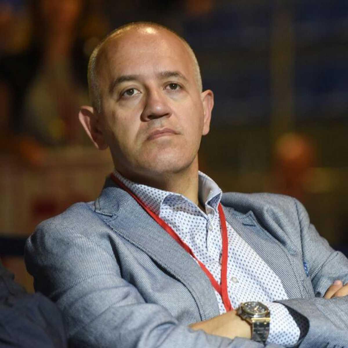 Sindaco Fabrizio Ciarapica