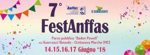 FestAnffas dal 14 al 17 giugno