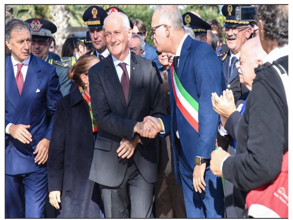 Inaugurazione Civitanova