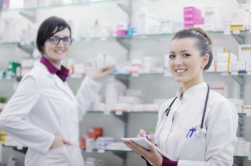 Immagine di una farmacia