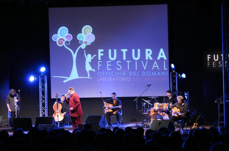 Immagine del Futura festival