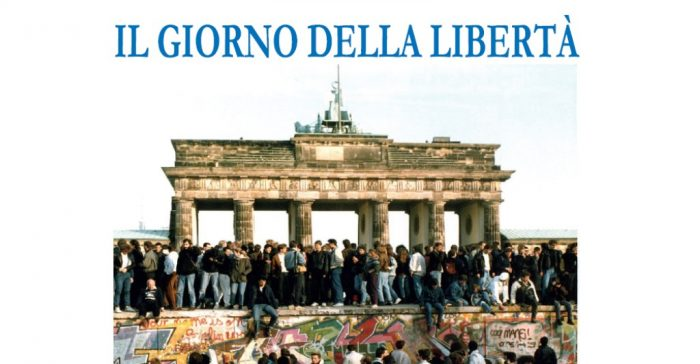 giorno della LIbertà - Muro di Berlino