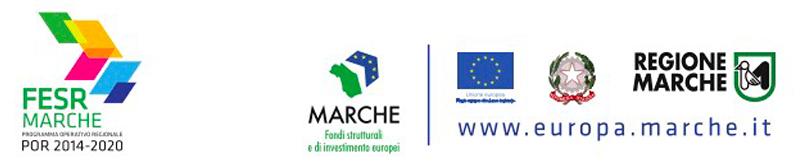 Loghi FESR Marche 2014-20