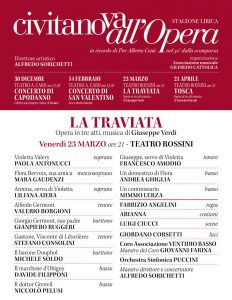 Cast Traviata